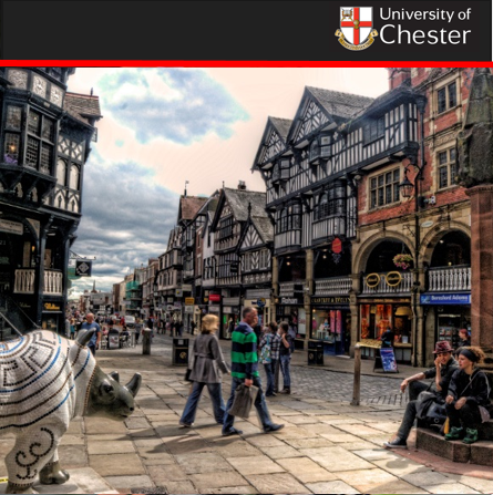 UNIVERSITY OF CHESTER…HEM KALITELI HEM EKONOMIK!!!